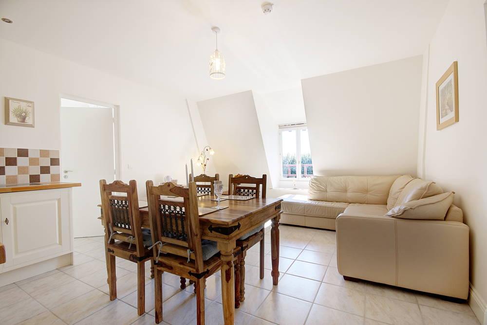 Apartment 5 - Château du Doux