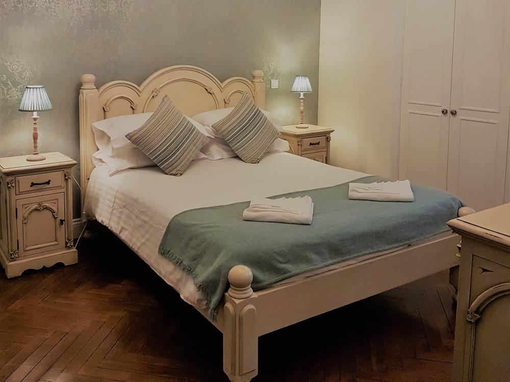 Bedroom 3 - Château du Doux