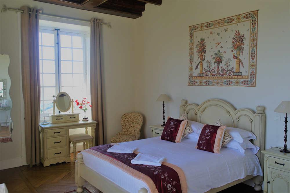 Bedroom 6 - Château du Doux