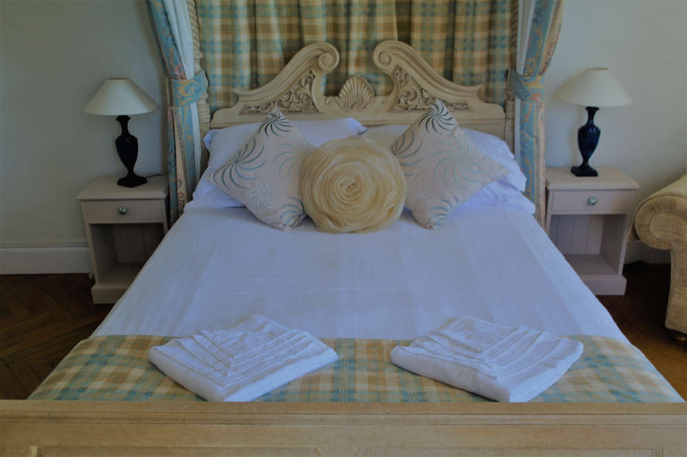 Bedroom 7 - Château du Doux
