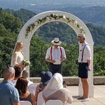 Château du Doux - Leticia & Benoit Wedding