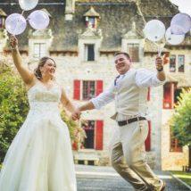 Château du Doux - Melissa & Matt Wedding