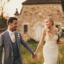 Château du Doux - Michelle & Marc Wedding